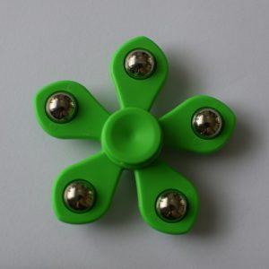 fidget spinneri vihreä
