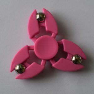 fidget spinneri pinkki